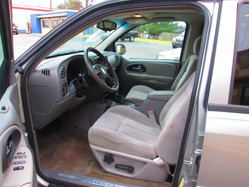 2006 Chevrolet TrailBlazer LS 4dr SUV w/1SA - Radcliff KY