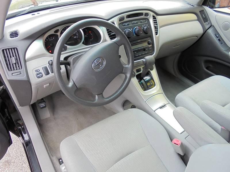 2006 Toyota Highlander 4dr SUV w/I4 - Elizabethtown KY