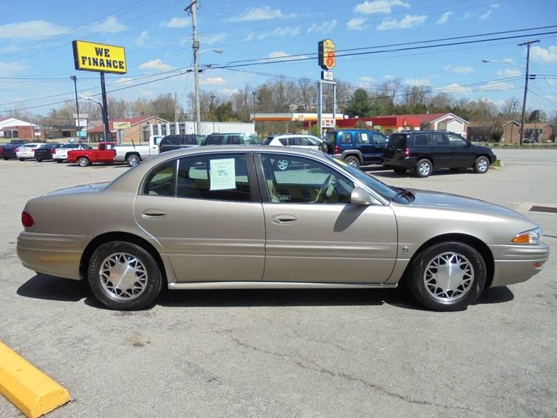 2003 Buick LeSabre Custom 4dr Sedan - Elizabethtown KY
