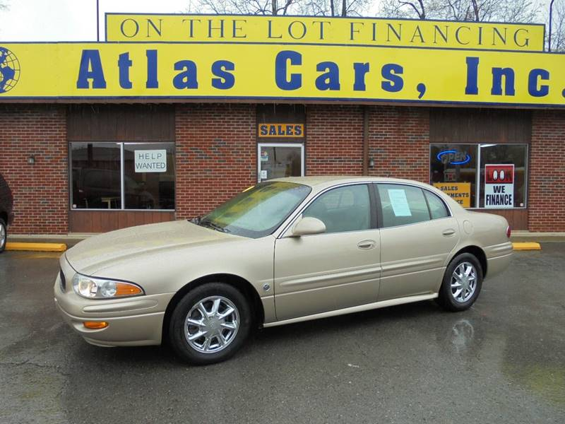 2005 buick lesabre limited 4dr sedan in radcliff ky atlas cars inc. Black Bedroom Furniture Sets. Home Design Ideas