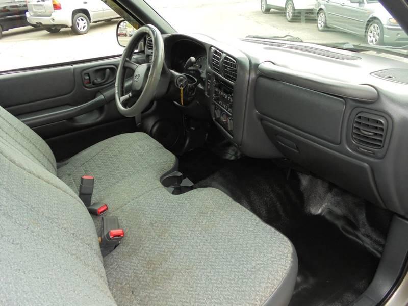 2002 Chevrolet S-10 2dr Standard Cab 2WD SB - Radcliff KY