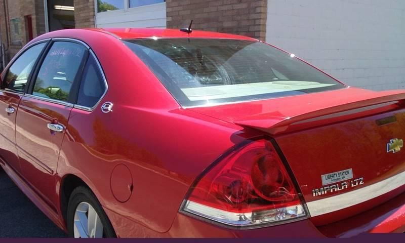 2009 Chevrolet Impala LTZ 4dr Sedan - Arlington MN