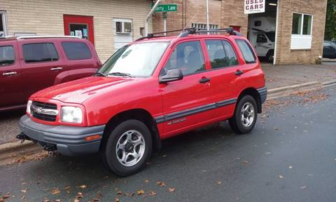 2001 Chevrolet Tracker for sale in Arlington, MN
