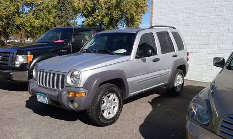2003 Jeep Liberty for sale in Arlington, MN