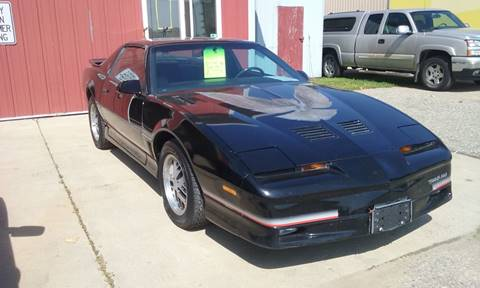 1985 Pontiac Firebird for sale in Arlington, MN