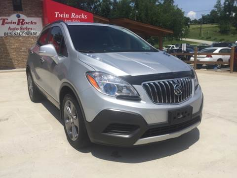 2014 Buick Encore for sale in Uniontown, PA