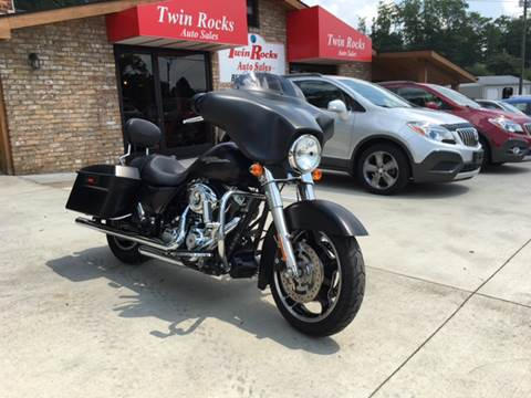 2013 Harley-Davidson Street Glide for sale in Uniontown, PA