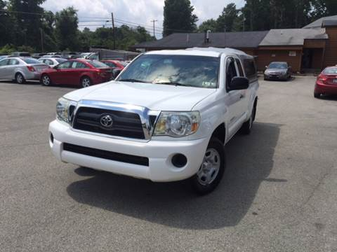 2006 Toyota Tacoma for sale in Uniontown, PA