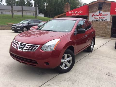 2010 Nissan Rogue for sale in Uniontown, PA
