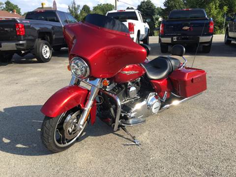 2012 Harley-Davidson Street Glide for sale in Uniontown, PA