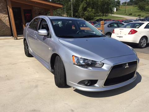 2015 Mitsubishi Lancer for sale in Uniontown, PA