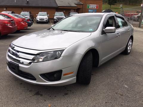 2010 Ford Fusion for sale in Uniontown, PA