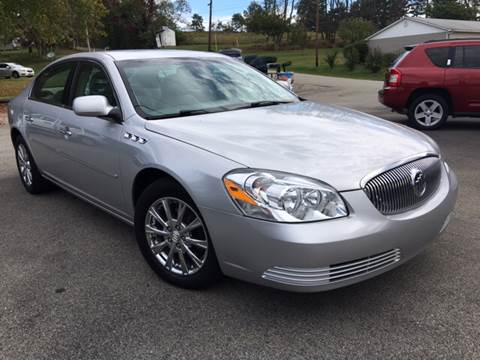 2009 Buick Lucerne for sale in Uniontown, PA