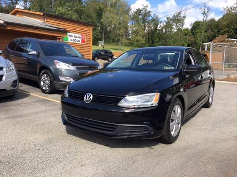 2012 Volkswagen Jetta for sale in Uniontown, PA