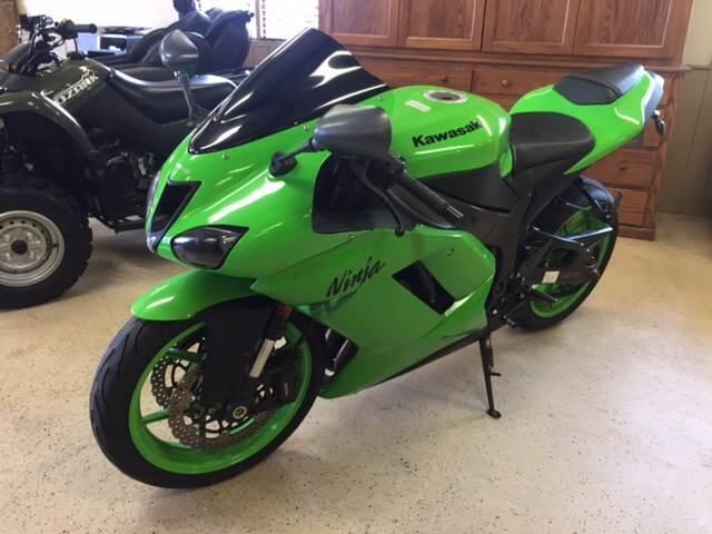 2008 Kawasaki Ninja Z SERIES In Uniontown PA - Twin Rocks Auto Sales