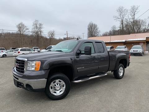 2010 GMC Sierra 2500HD for sale in Uniontown, PA