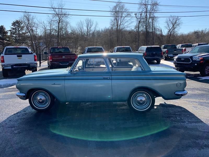 1963 Rambler American 220 - Uniontown PA