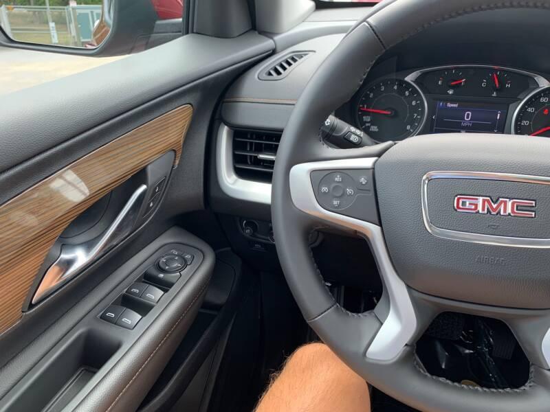 2020 GMC Terrain SLE 4dr SUV - Uniontown PA