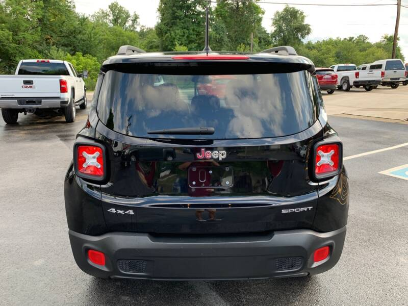 2017 Jeep Renegade 4x4 Sport 4dr SUV - Uniontown PA