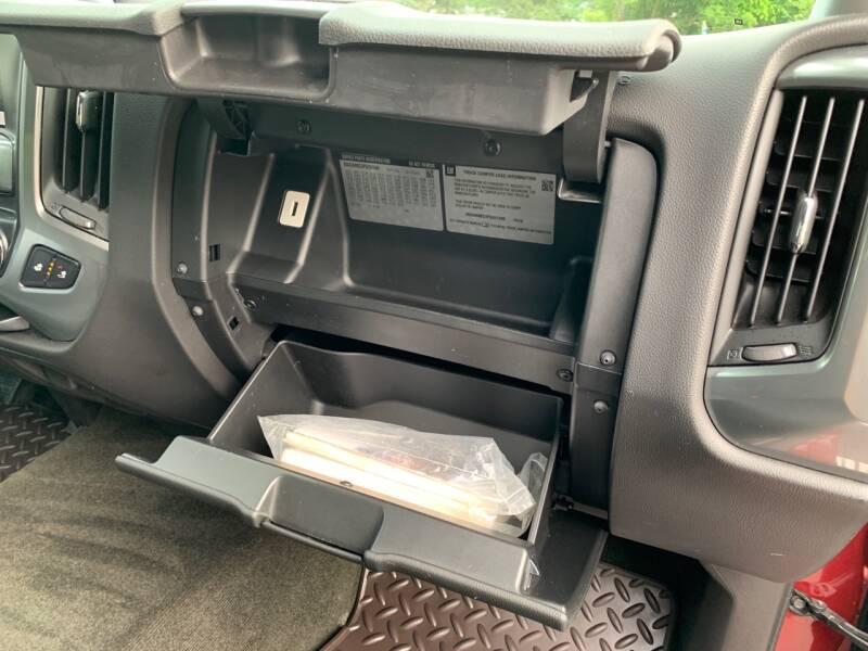 2015 Chevrolet Silverado 1500 4x4 LT 4dr Crew Cab 5.8 ft. SB - Uniontown PA