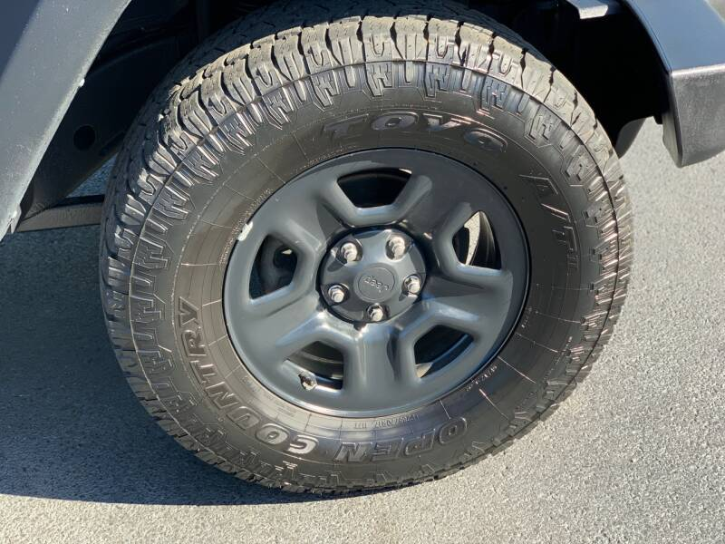 2017 Jeep Wrangler 4x4 Sport 2dr SUV - Uniontown PA