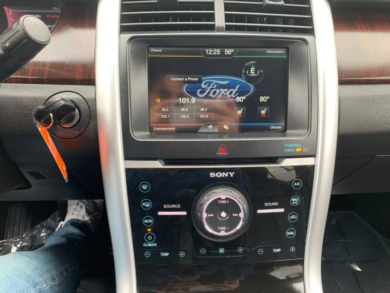 2011 Ford Edge AWD Limited 4dr Crossover - Uniontown PA