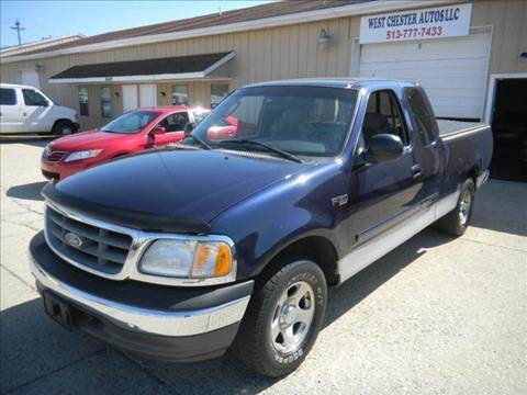2003 Ford F-150 for sale at West Chester Autos in Hamilton OH