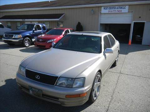 1997 Lexus LS 400 for sale at West Chester Autos in Hamilton OH