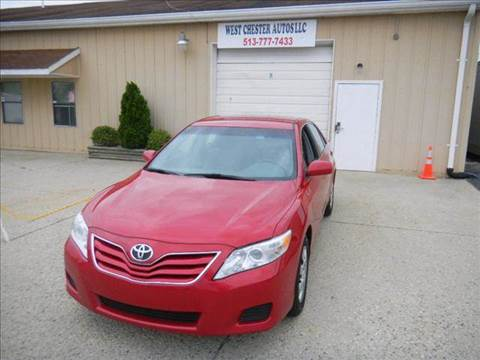 2010 Toyota Camry for sale at West Chester Autos in Hamilton OH