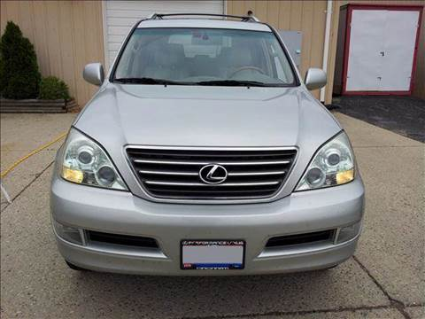 2003 Lexus GX 470 for sale at West Chester Autos in Hamilton OH