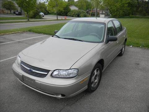 2000 Chevrolet Malibu for sale at West Chester Autos in Hamilton OH