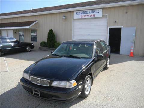 1998 Volvo S70 for sale at West Chester Autos in Hamilton OH