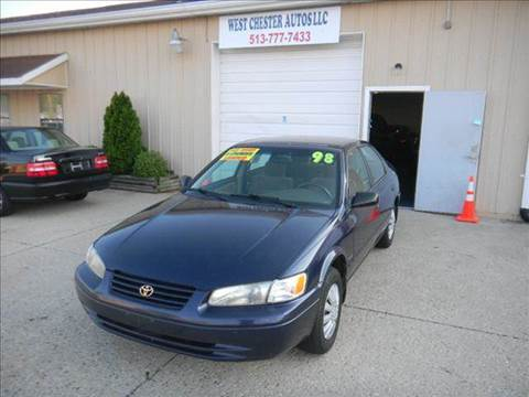 1998 Toyota Camry for sale at West Chester Autos in Hamilton OH