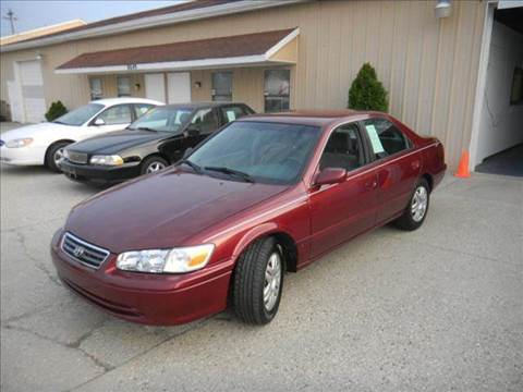 2000 Toyota Camry for sale at West Chester Autos in Hamilton OH