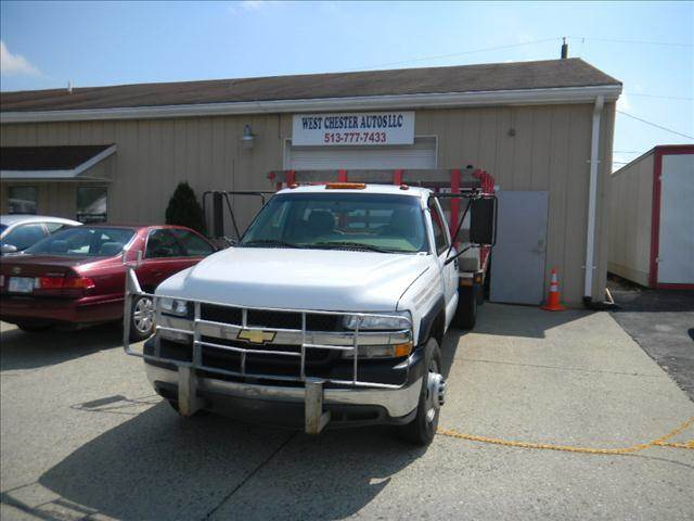 2001 Chevrolet Silverado 3500 for sale at West Chester Autos in Hamilton OH