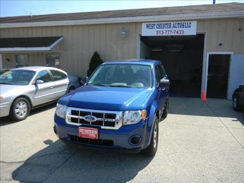 2008 Ford Escape for sale at West Chester Autos in Hamilton OH