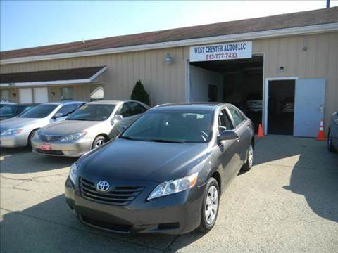 2008 Toyota Camry for sale at West Chester Autos in Hamilton OH