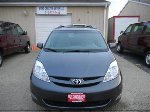 2006 Toyota Sienna for sale at West Chester Autos in Hamilton OH