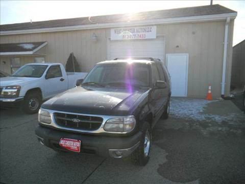 1999 Ford Explorer for sale at West Chester Autos in Hamilton OH
