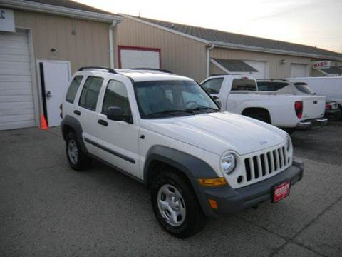 2005 Jeep Liberty for sale at West Chester Autos in Hamilton OH