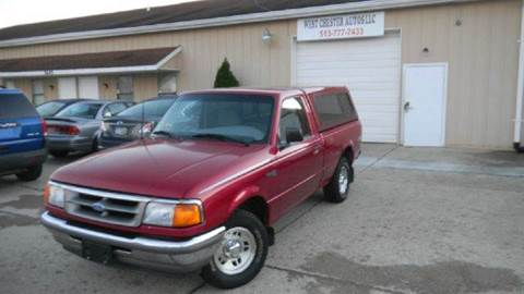 1996 Ford Ranger for sale at West Chester Autos in Hamilton OH