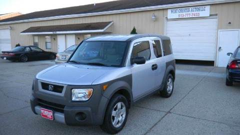 2003 Honda Element for sale at West Chester Autos in Hamilton OH