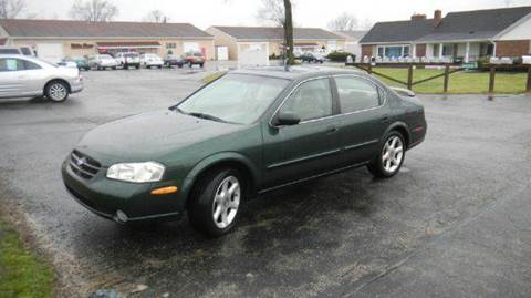 2000 Nissan Maxima for sale at West Chester Autos in Hamilton OH