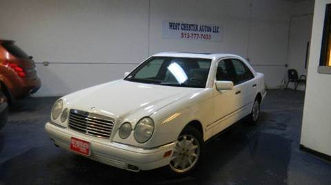 1998 Mercedes-Benz E-Class for sale at West Chester Autos in Hamilton OH