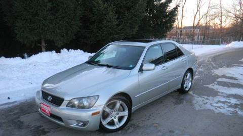 2005 Lexus IS 300 for sale at West Chester Autos in Hamilton OH