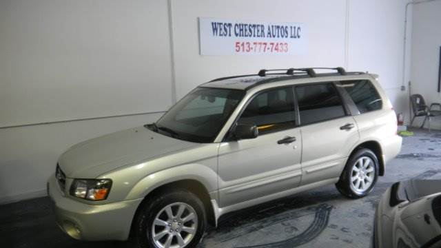 2005 Subaru Forester for sale at West Chester Autos in Hamilton OH