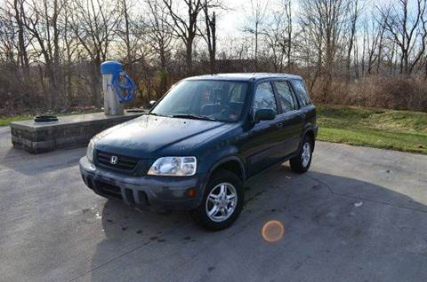 1998 Honda CR-V for sale at West Chester Autos in Hamilton OH