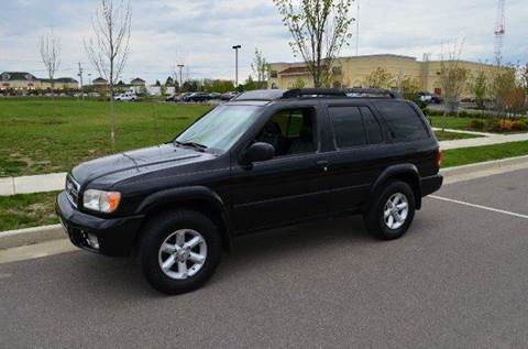 2004 Nissan Pathfinder for sale at West Chester Autos in Hamilton OH