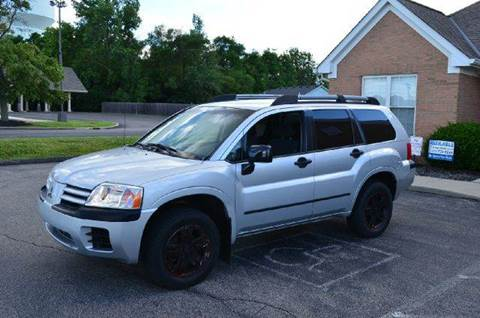 2005 Mitsubishi Endeavor for sale at West Chester Autos in Hamilton OH