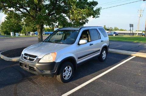 2003 Honda CR-V for sale at West Chester Autos in Hamilton OH